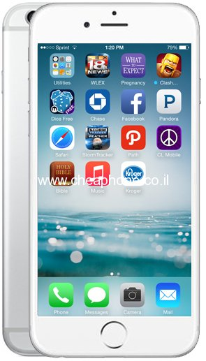 החלפת מסך עבור אייפון 6