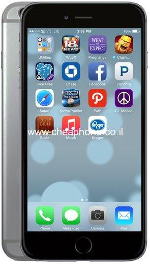 החלפת מסך לאייפון 6 PLUS