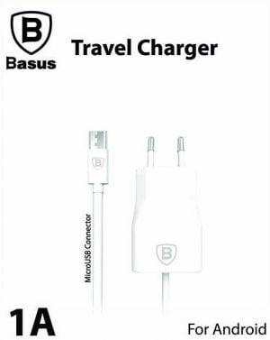 מטען קיר Micro USB של חברת Basus