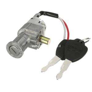 סוויץ' לסוללה כולל 2 מפתחות לאופניים חשמליים