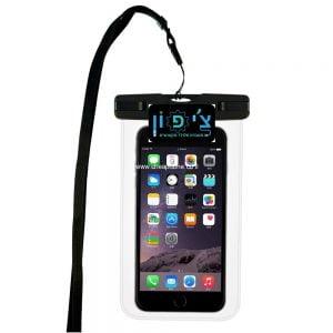 נרתיק נגד מים אוניברסלי לטלפונים ומצלמות