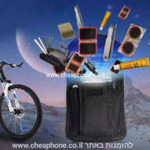 חובה לכל רוכב אופניים – תיק קטן עם 23 כלים