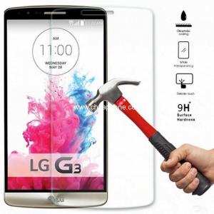 מגן מסך זכוכית למכשיר LG G3