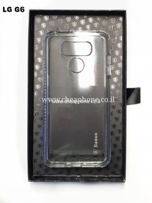 כיסוי ל LG G6 שקוף חברת Baseus
