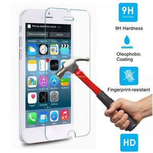 מגן מסך זכוכית מחוסם אייפון 5/5C/5S