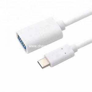 כבל מתאם USB נקבה לTYPE C