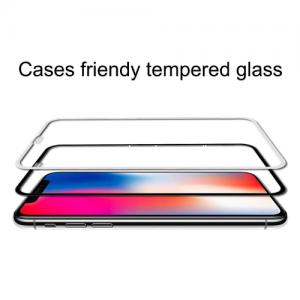 מגן מסך לאייפון Xs -לכל המסך