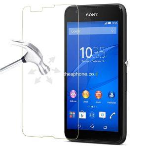 מגן מסך זכוכית Sony Xperia E4