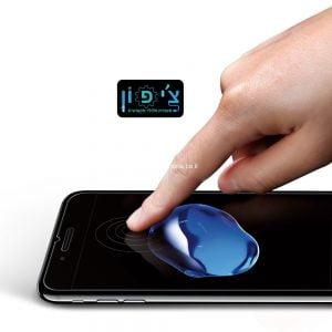 מדבקת מסך זכוכית אייפון 7+