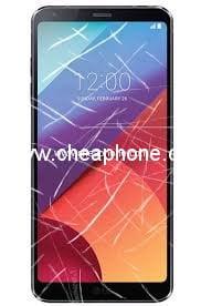 תיקון והחלפת מסך LG G6