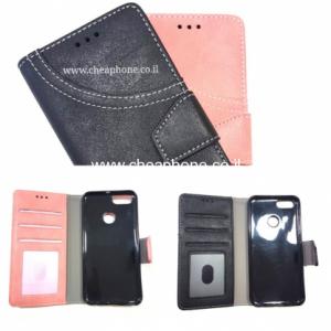 כיסוי נרתיק ספר Xiaomi Mi a1 עם מקום לכרטיסי אשראי