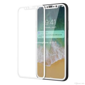 מדבקת מסך אייפון X  אייפון 10