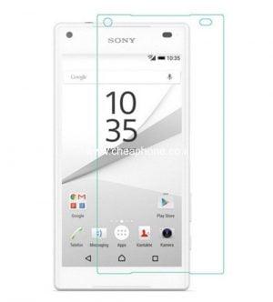 מגן מסך זכוכית מחוסם עבור SONY Xperia Z5 mini
