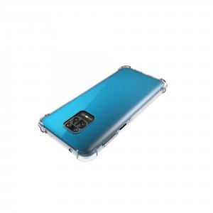 כיסוי אחורי שקוף וקשיח Xiaomi Redmi Note 9 / 9s