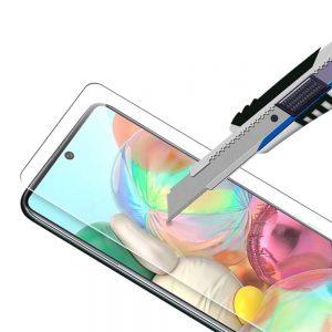 מגן מסך זכוכית מחוסם Galaxy A71