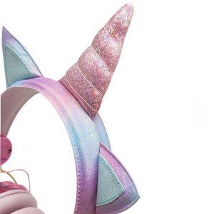 אוזניות בלוטוס חד קרן מעוצבות ואיכותיות