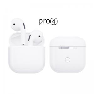 אוזניות בלוטוס Pro 4 + כיסוי טעינה + אוזניות טאצ'